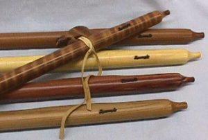 native-flutes