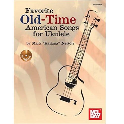 Old-Time American Songs for Ukulele